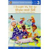I Brought My Rat for Show-and-Tell: And Other Funny School Poems (Penguin Young Readers Level 3) 9780448433646