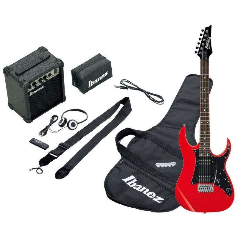 Ibanez IJRG200E Jumpstart Electric Guitar Package (Red) Malaysia