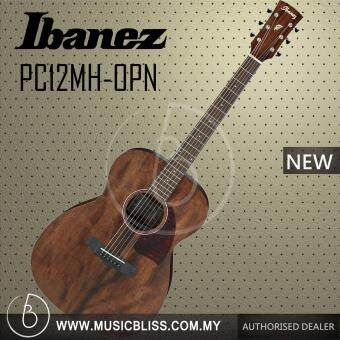 Ibanez PC12MH Acoustic Guitar (Open Pore Natural)