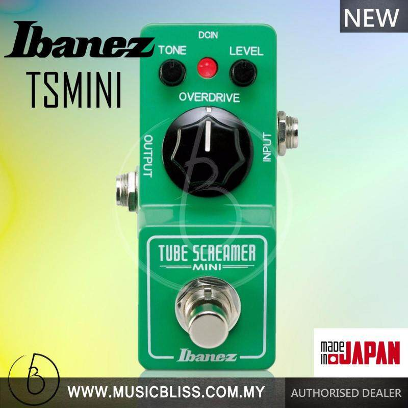 Ibanez TS Mini Tube Screamer Mini Overdrive Pedal (TSMINI) Malaysia