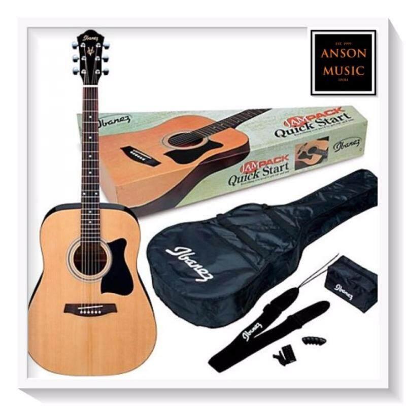 Ibanez V50NJP Acoustic Guitar, Natural High Gloss(NT) Malaysia