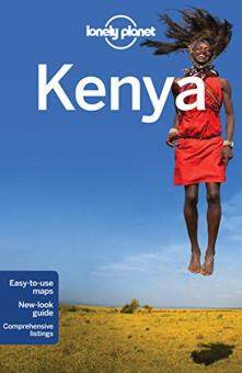 Harga Lonely Planet Kenya (Travel Guide)