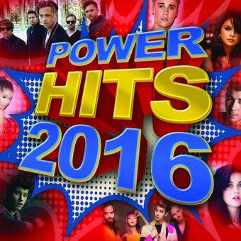 Harga VARIOUS ARTISTS: POWER HITS 2016 (CD)