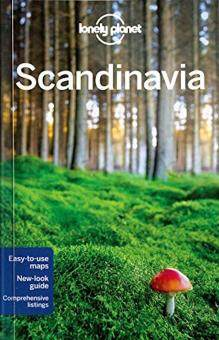 Harga Lonely Planet Scandinavia (Travel Guide)