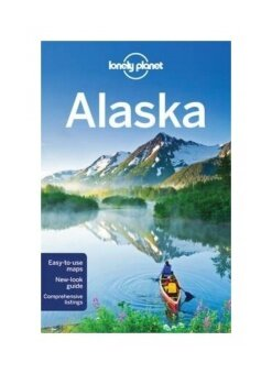 Harga Lonely Planet Alaska (Travel Guide)