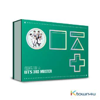 Harga (First press) [DVD] BTS - BTS 3rd MUSTER [ARMY.ZIP+] DVD + postcard