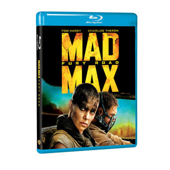 Harga Mad Max: Fury Road (Blu-Ray)