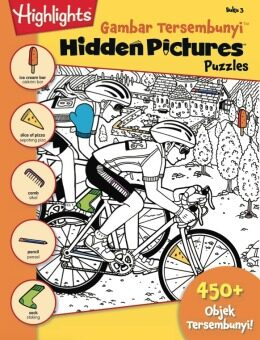 Harga HIGHLIGHTS - HIDDEN PICTURES PUZZLES 3 (BI-BM)
