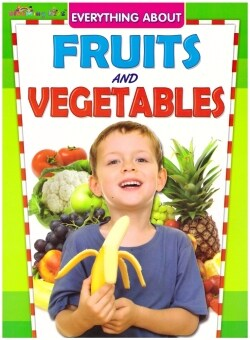 Harga Book Mart Everything About Fruits And Vegetables