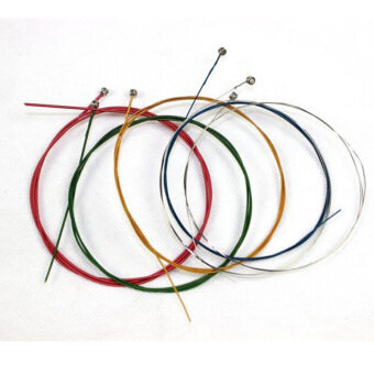 Harga Amango Rainbow Strings for Acoustic Guitar 6pcs