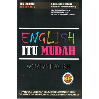 Harga Buku : English Itu Mudah Wow My English