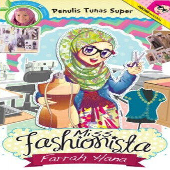 Harga Tunas Super: Miss Fashionista (eBook)