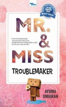 Harga Mr. & Miss Troublemaker (eBook)