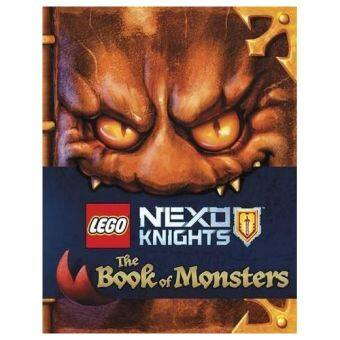 Harga Lego: The Book Of Monsters