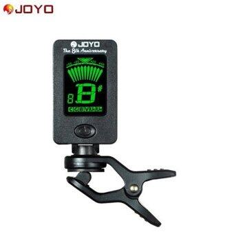 Harga JOYO JT-01 Chromatic Clip-On Digital Tuner 360 Degree Rotatable Guitar Tuners Machines for Guitar Bass Violin Ukulele(...)