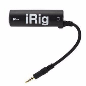 Harga Fancyqube Multimedia iRig IK Pre for iPhone/iPod touch/iPad and Android Devices Multimedia GUITAR midi Interface