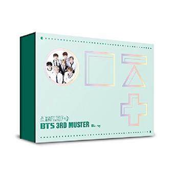 Harga BANGTAN BOYS BTS 3rd MUSTER [ARMY.ZIP+] Blu-ray+Photobook+Pre-Order Gift+Extra Photocards Set