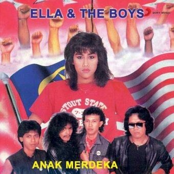 Harga Ella & The Boys - Anak Merdeka (CD)