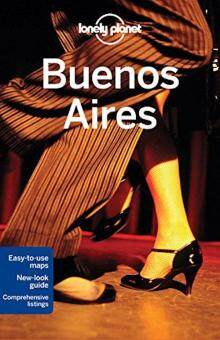 Harga Lonely Planet Buenos Aires (Travel Guide)