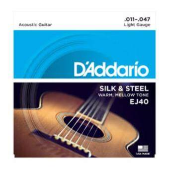 Harga D'Addario EJ40 Acoustic Guitar Strings (011-047)
