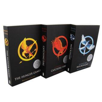 Harga The Hunger Games (3-book set pack)