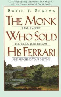 Harga The Monk Who Sold His Ferrari: A Fable About Fulfilling Your Dreams & Reaching Your Destiny