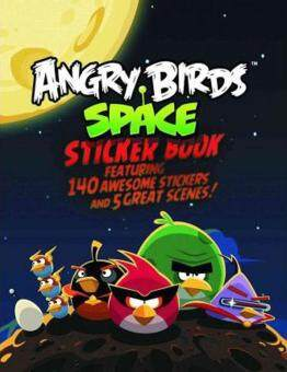 Harga Angry Birds Space Sticker Book