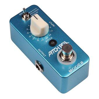 Harga Mooer Pitch Box Pitch Shift Detune Harmony Pedal