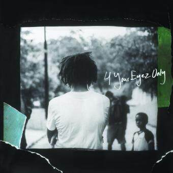 Harga J. Cole : 4 Your Eyez Only (CD)