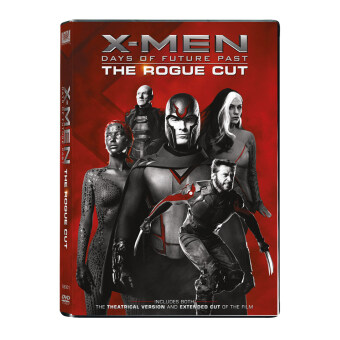 Harga X-Men: Days of the Future Past DVD (The Rogue Cut Edition)