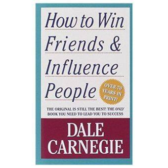 Harga HT WIN FRIENDS & INFLUENCE PEOPLE