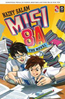 Harga Misi 8A The Novel (eBook)