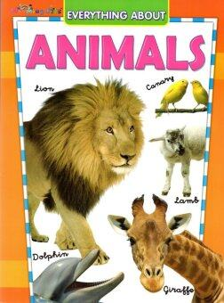 Harga Book Mart Everything About Animals