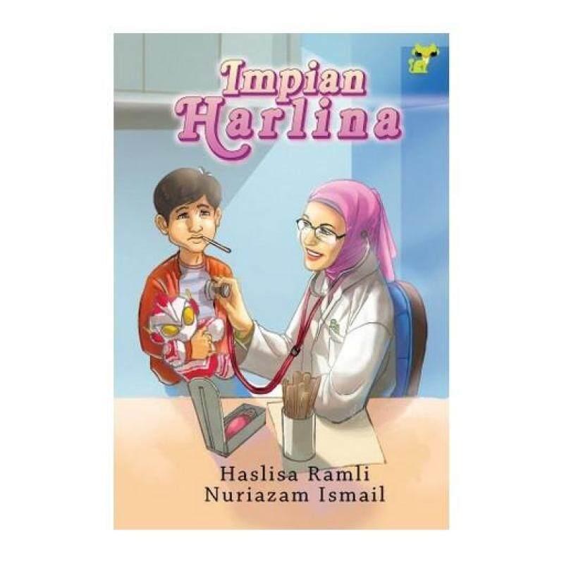 Impian Harlina 9789833357659 Malaysia