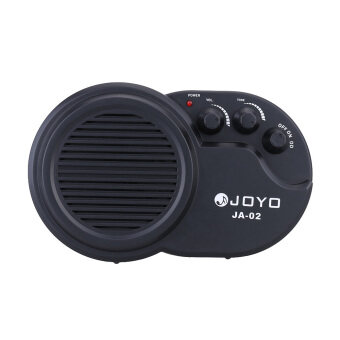 Harga JOYO JA-02 3W Mini Electric Guitar Amp Amplifier Speaker with Volume Tone Distortion Control