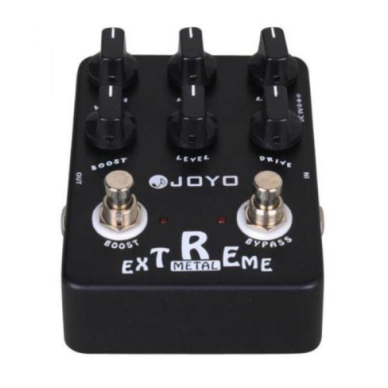JOYO JF-17 Guitar Extreme Metal Amplifier Effect Pedal True Bypass Malaysia