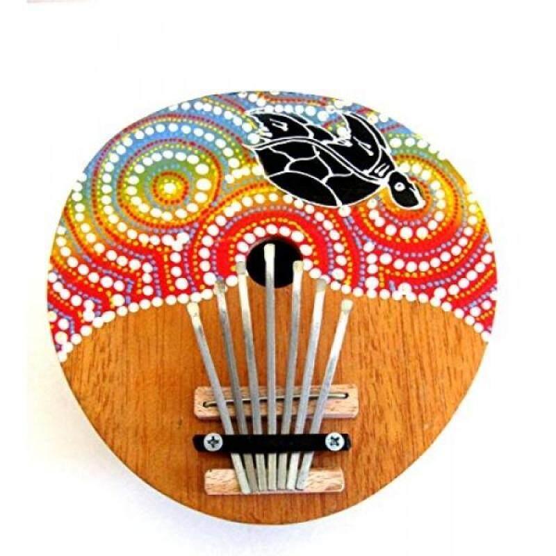 Kalimba Thumb Piano Percussion Instrument 7 Keys Tunable, Professional Sound - JIVE BRAND Malaysia
