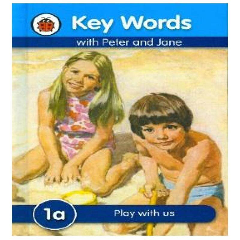 Key Words with Peter and Jane: 1a - Play with Us Malaysia