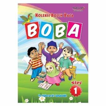Koleksi Boleh Baca (BOBA) - 3