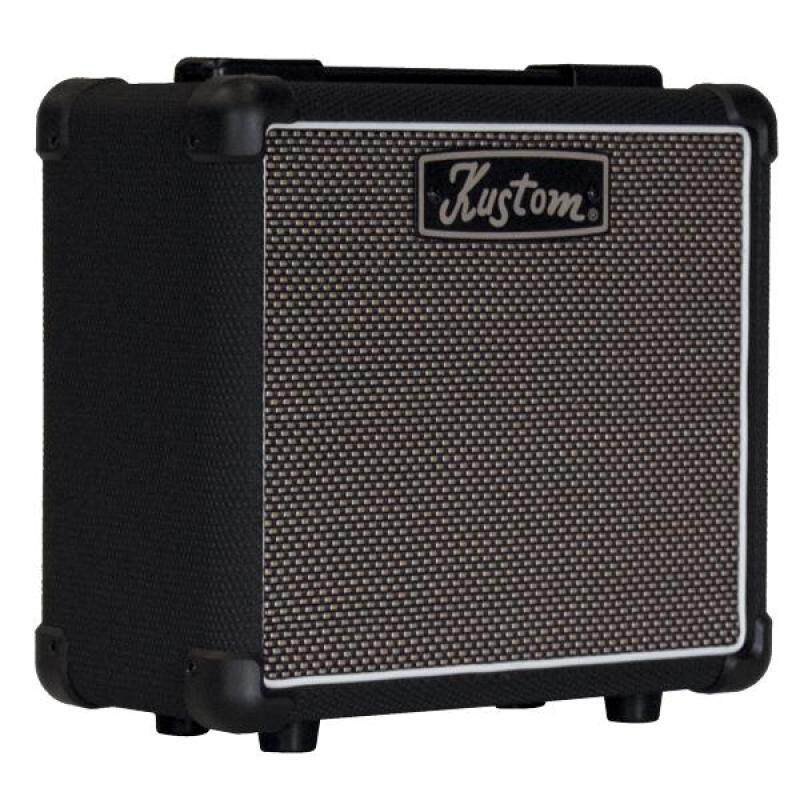 Kustom KGBAT10 10W 1 x 6 Guitar Combo -features can be powered by AA batteries. Malaysia