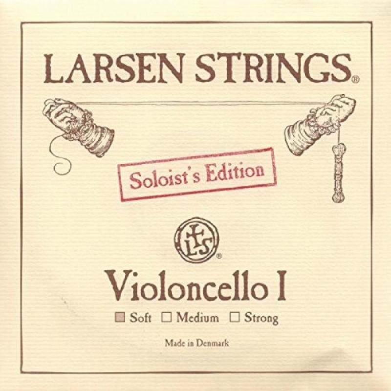 Larsen Soloist 4/4 Cello A String Soft Alloy-Steel Malaysia