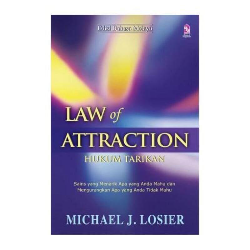 Law of Attraction: Hukum Tarikan (Edisi Bahasa Melayu)Kaver Baru 9789833586035 Malaysia