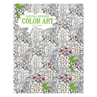 Harga Leisure Arts Books Natural Wonders Color Art