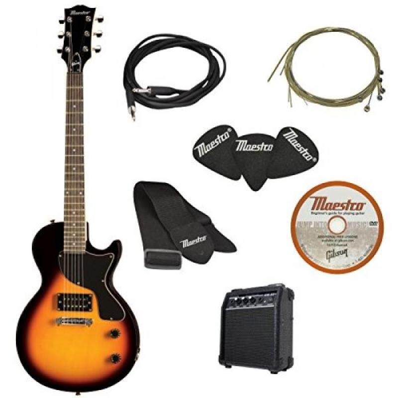 Maestro by Gibson Electric Guitar Starter Package, Vintage Sunburst Malaysia