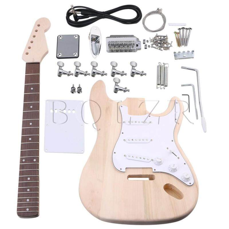 Maple SSS Pickups Electric Guitar DIY Builder Suits Accessories Malaysia