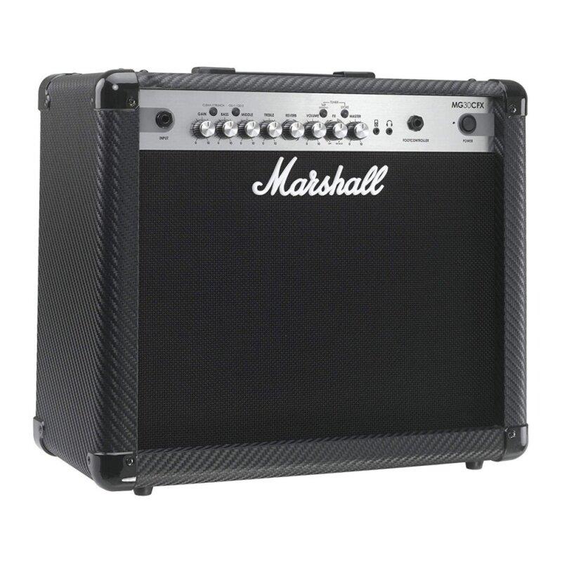 Marshall MG30CFX Solid State 30watts Guitar Combo Amplifier Malaysia