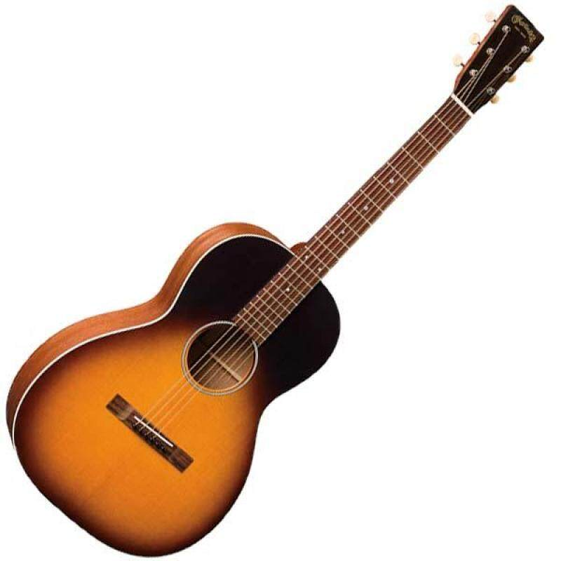 Martin 00-17S Whiskey Sunset Grand Concert Limited Edition w/cs Malaysia