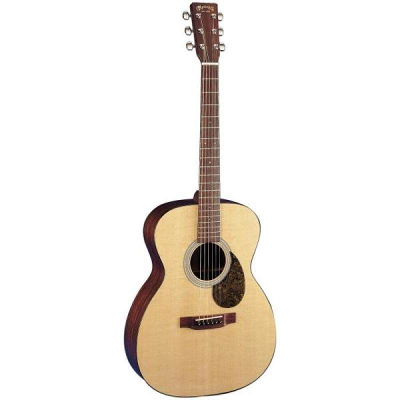 Martin OM-21 Acoustic Guitar Standard Series with 433 Hardshell Case Malaysia