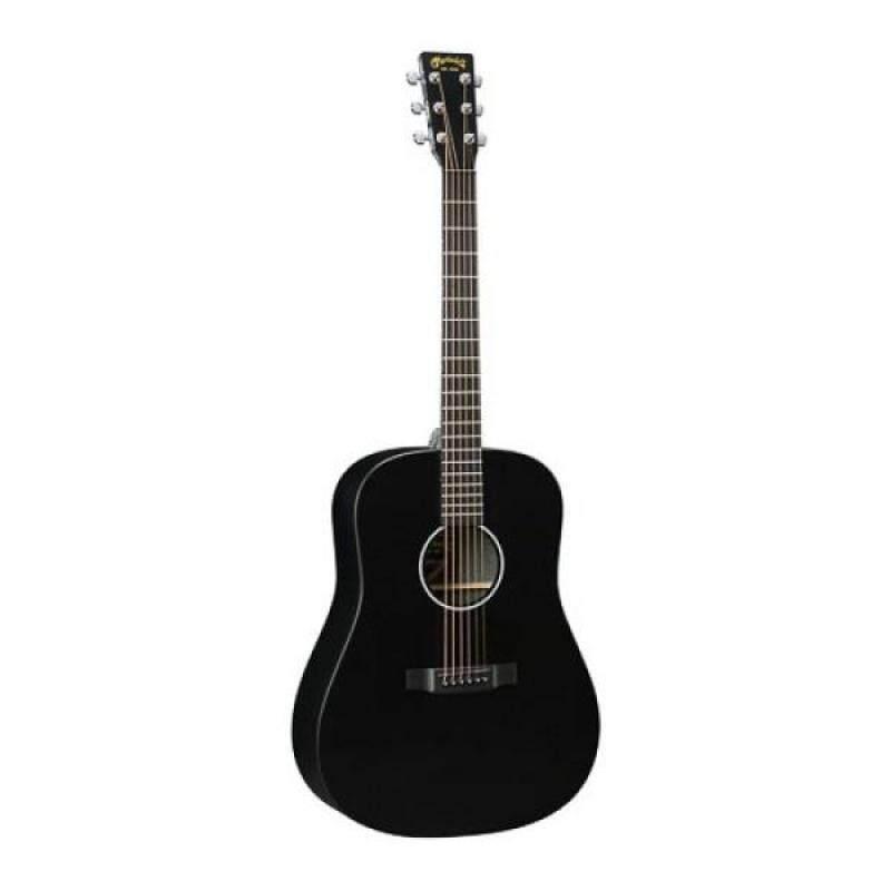 Martin Semi Acoustic Guitar DXAE Black Fishman Sonitone USB electronics without Case Malaysia