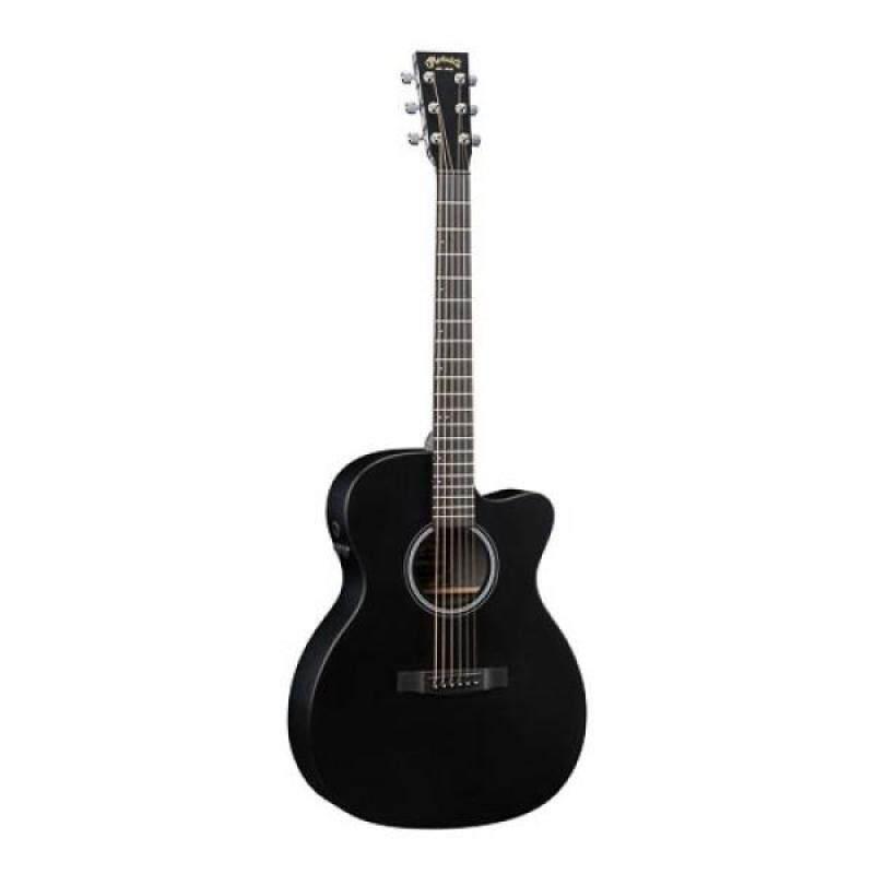 Martin Semi Acoustic Guitar OMCPA5 Black /Fishman F1 Analog/ without Case (winner Guitar World Gold Award !! ) Malaysia